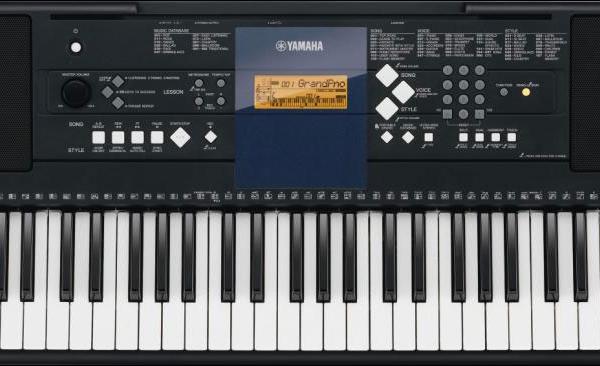 Dan-Organ-Yamaha-PSR-E333-nhạc cụ GALILE