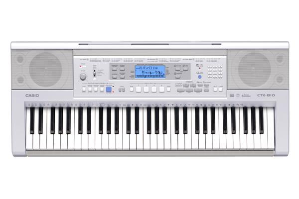Đàn Organ CTK-810-CANAAN MUSIC
