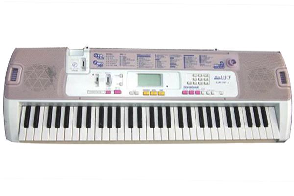 Đàn organ casio LK-103-CANAAN MUSIC