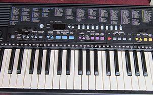 Dan Organ Dien Yamaha PSR-210 gia re (5)